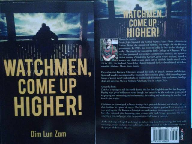 "Siama Zamnu gelh laibu thak ""Watchmen, Come Up Higher"""