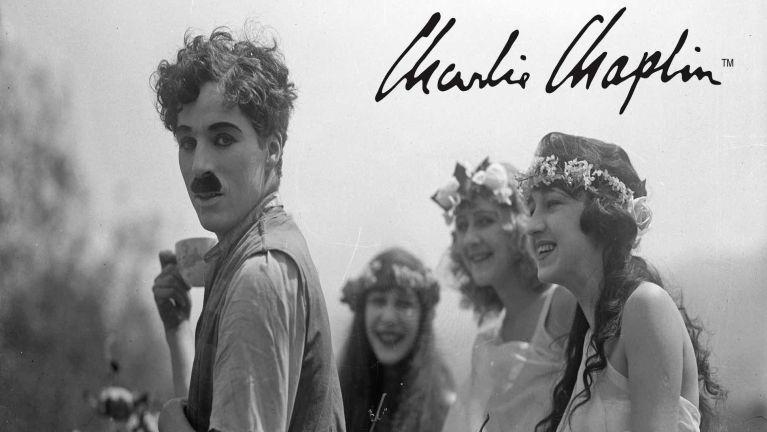 Itna anei – Charlie Chaplin ~ Zomi Quavadis