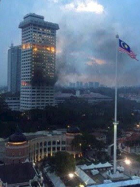 Malaysia gamsung ah Police Headquarter meikang