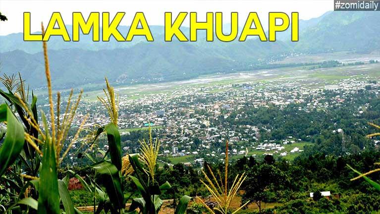 New Lamka Khuapi pen Tedim Chin na cihte uh sat hizaw hi