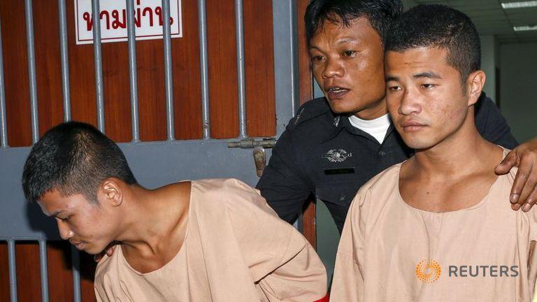 Lungphona hangin Yangon aom Thai Embassy ni 3 kikhak