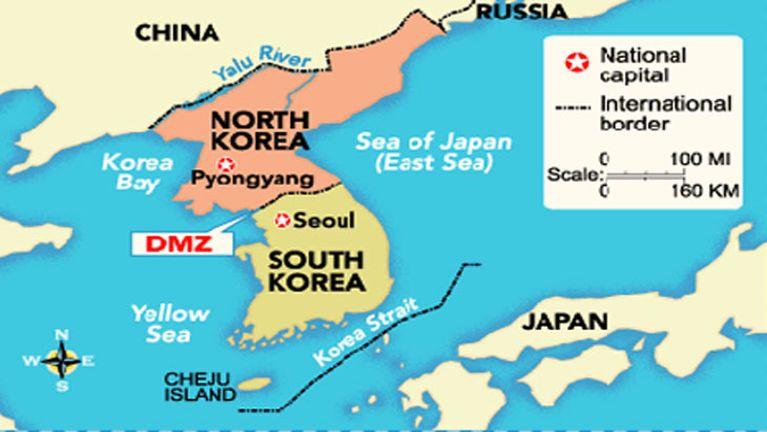 North Korea in Missile sitna nei leuleu ~ TK Lian