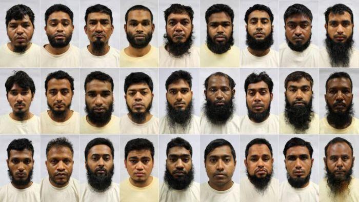 Singapore pan migilo te panpih Bangladesh mi 26 ki hawlkhia