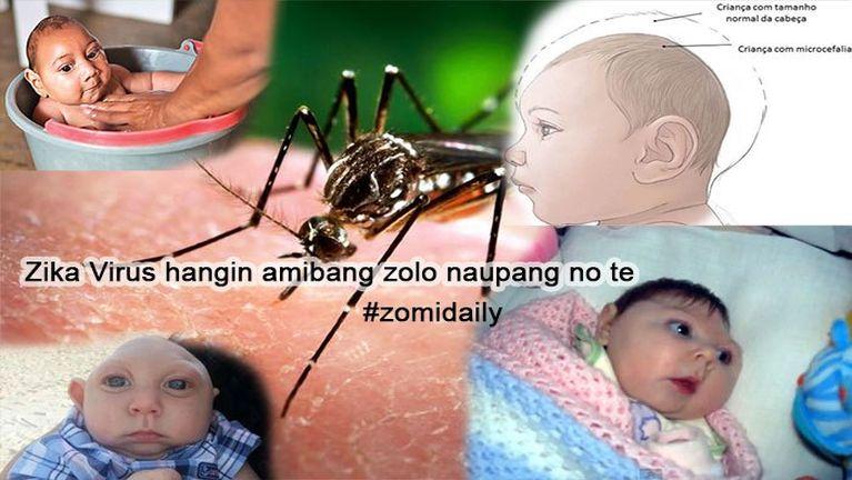 Malaysia ahzong Zika Virus nupikhat tungpan ki mukhiata