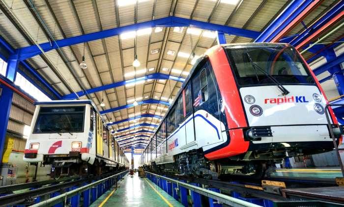 Puchong veng lamah LRT Meileng taisak tading