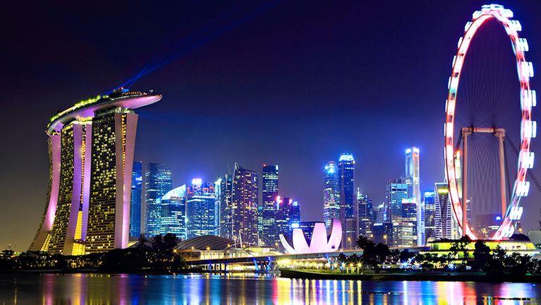 Migilo te'n Rocket thaupi tawh Singapore kapsawm