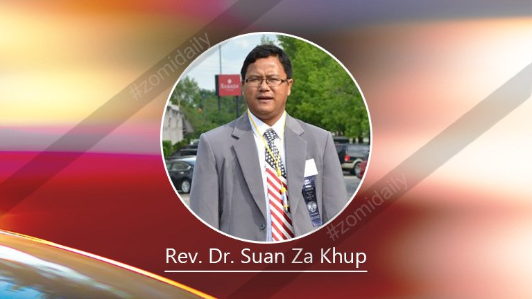 Christmas thupuak by Rev. Dr. Suan Za Khup