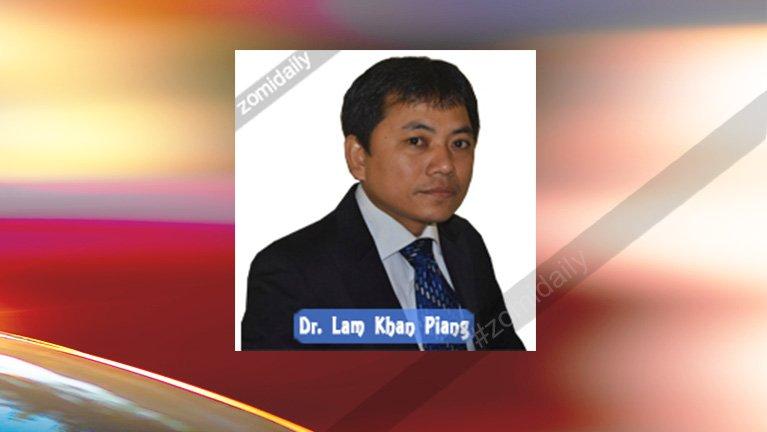 Na kikhenzak het kei un maw ~ Dr. L. Lam Khan Piang