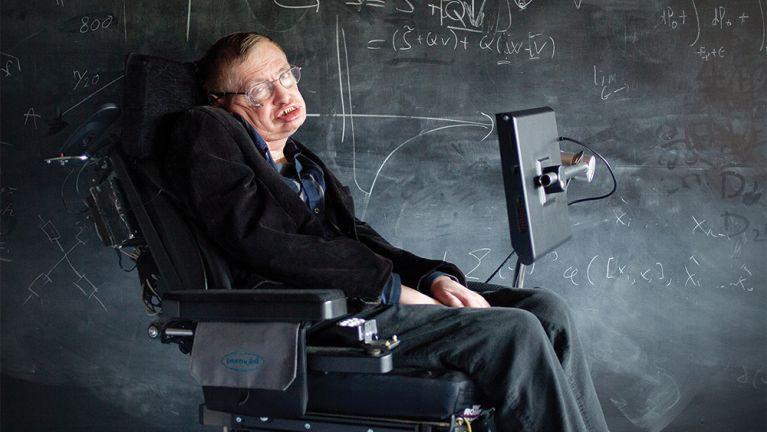 Stephen Hawking tangthu tom ~ Pau Tun Thang
