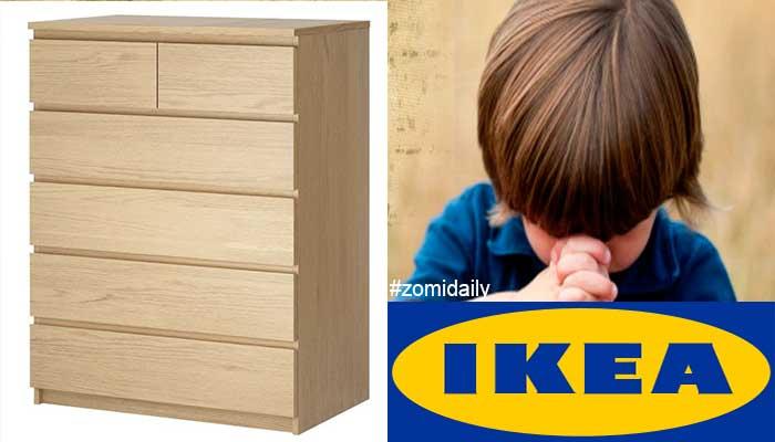 IKEA Drawer (Ansuai) hangin naupang 6 sikhin