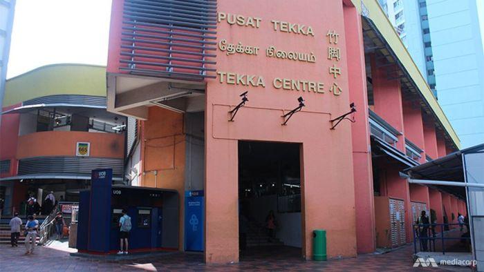 Singapore Tekka Food Centre ah zuzuak, zunek hun ki khiamding