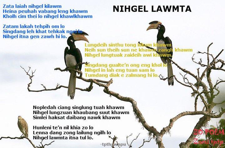 Nihgel Lawmta ~ Thawnpu