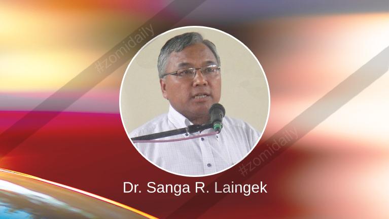 Ei-le-Ei Kitheihsiamna ~ Dr. Sanga R. Laingek