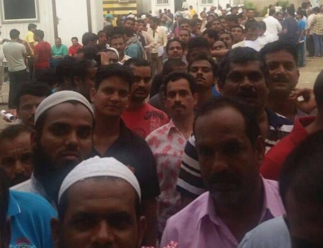 Saudi Arabia gam a sumthalawh India mi gilkialte India kumpi'n an navak uh