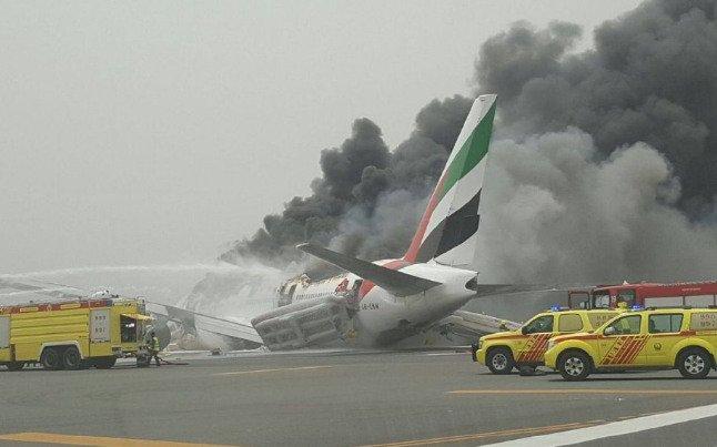 Dubai Airport ah vanleng khat tuahsia, amailam meikang