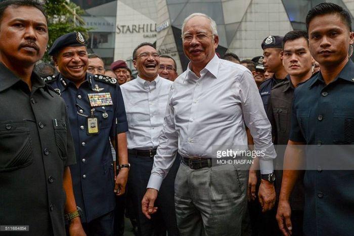 Malaysia PM Najib In Thukhaamthak Khat Bawlkhia Ta