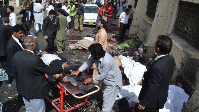 Pakistan Hospital khatah Bomb puakkham, mi 63 si, 90 val liam