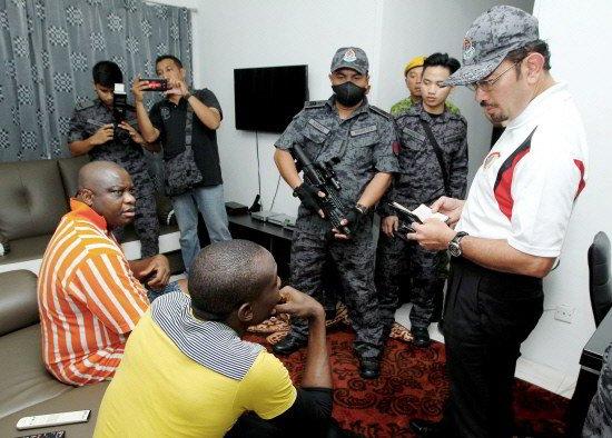 Malaysia, Puchong vengsung ah Operasi lut, gamdangmi 66 kiman