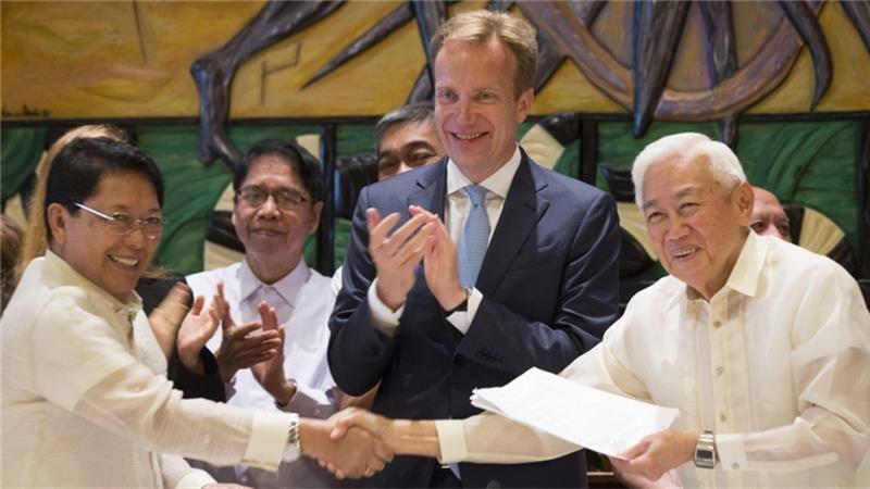 Philippines kumpi leh Maoist te makaih Rebels te'n Ceasefire neihding thukimna nei