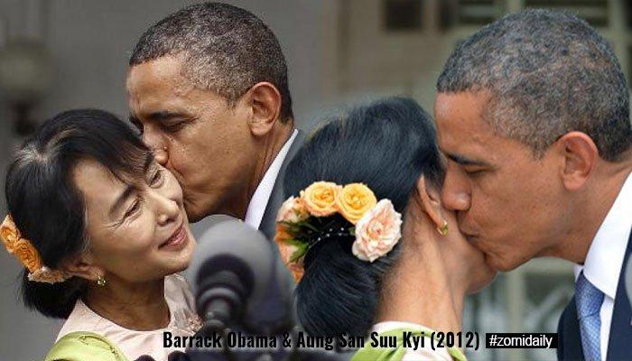Obama in President tuhkikthei hileng Trump zodingin ki um ing ci ~ TK Lian
