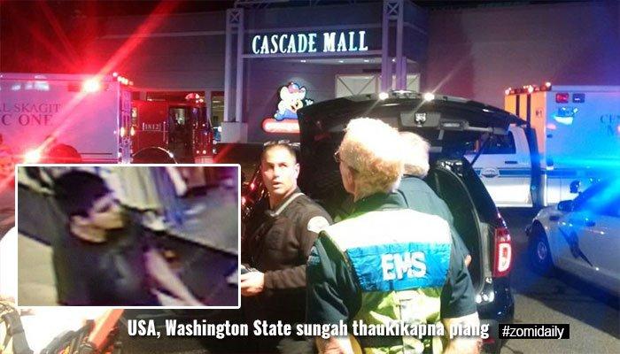 USA, Washington State sungah thaukikapna piang, mi 3 si, adang 2 liam ~ ZD