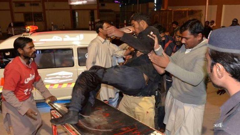Pakistan gamah Police Academy kisuam, mi 60 kiimsi ~ Thang Khan Lian