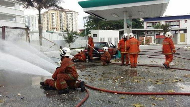 Malaysia ah NGV Gas bungkhat puakkham, mi 1 si ~ ZD