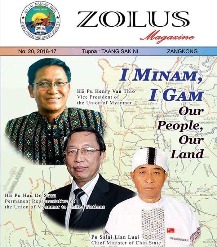 ZOLUS Magazine Nambat 20 kngah tading