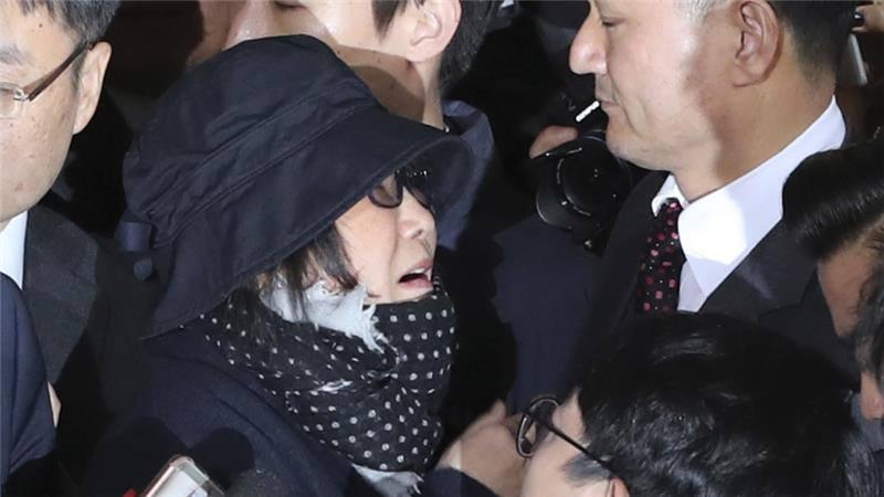 South Korea President' lawmnu koimah avakmang theiloding in kimanta ~ Thang Khan Lian