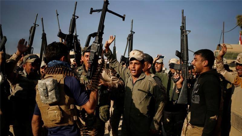 Iraq galkap te'n Mosul nisuahna lampan in nawkding hanciamsawm ta ~ Thang Khan Lian