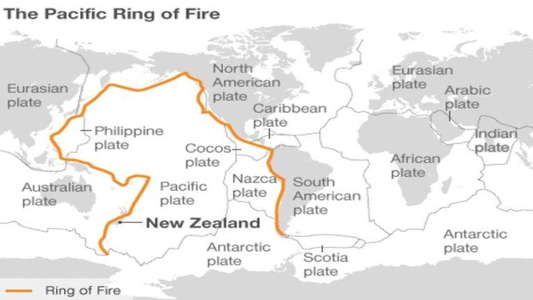 New Zealand ah 7.4 Magnitude hatna tawh zinling ~ ZD