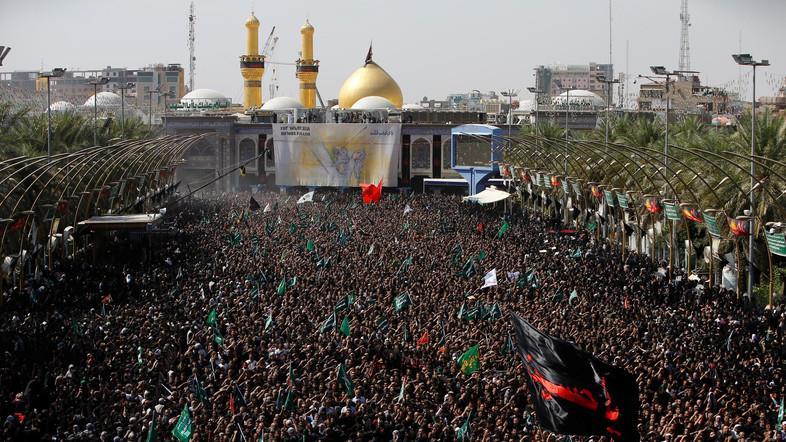 Iraq gamah Shia Muslim te biakna pawiah sihpih Bomb kipuaksak ~ Thang Khan Lian
