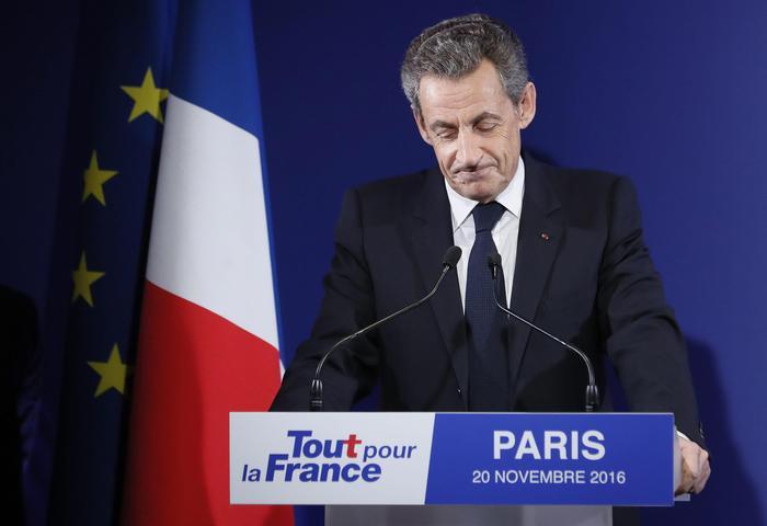 France President lui Sarkozy in President atuh sawmkik hangin lametna ommel nawnlo ~ TK Lian