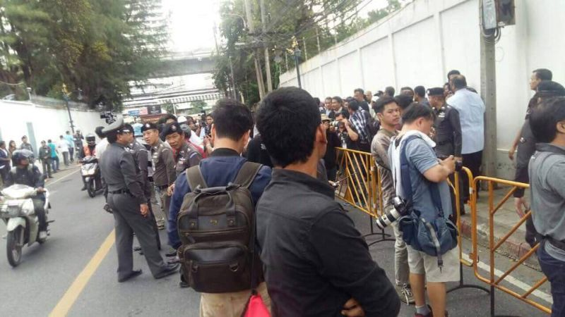 Thai, Malaysia, Indonesia aom Myanmar Embassy mai ah lungphona kinei ~ ZD