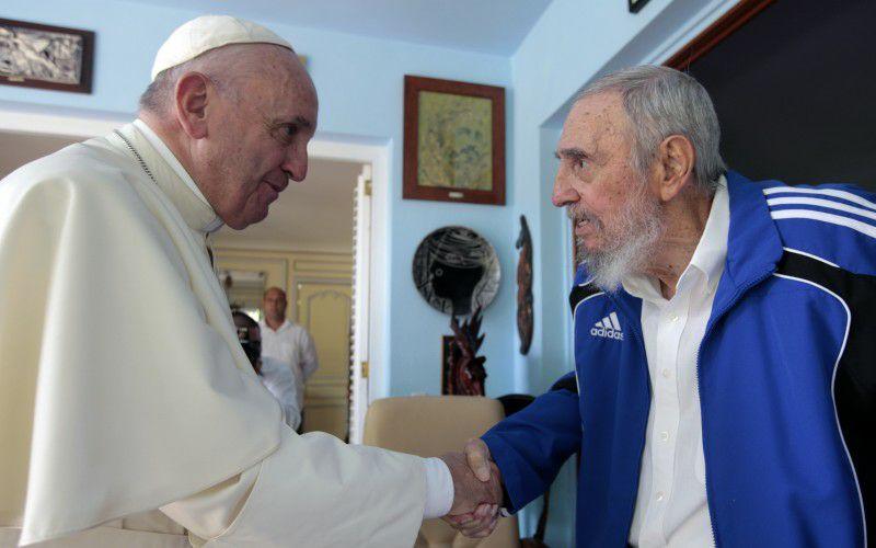 Cuba gam makai Fidel Castro' tangthu tomkim ~ TK Lian