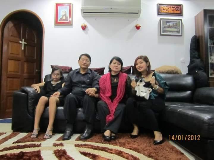 Dahna Taangko: Syama Thian Kyin Hung @ Daw Cherry (kum 65)