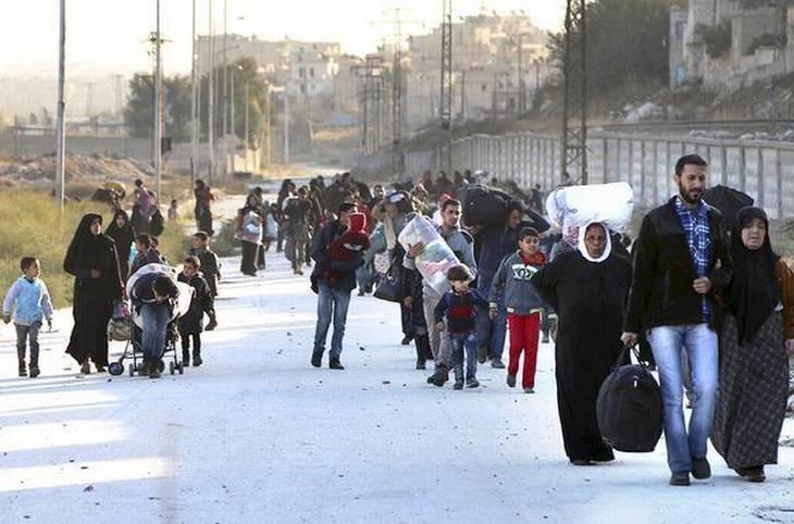 Syria Rebels te'n Aleppo leilu-nisuahna khempeuh khahsuahta ~ TK Lian