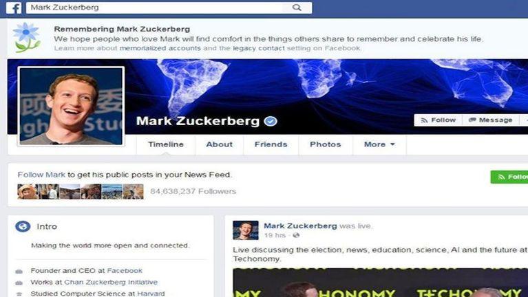 Facebook in mi pawlkhat asi ci in tangko khial ~ ZD