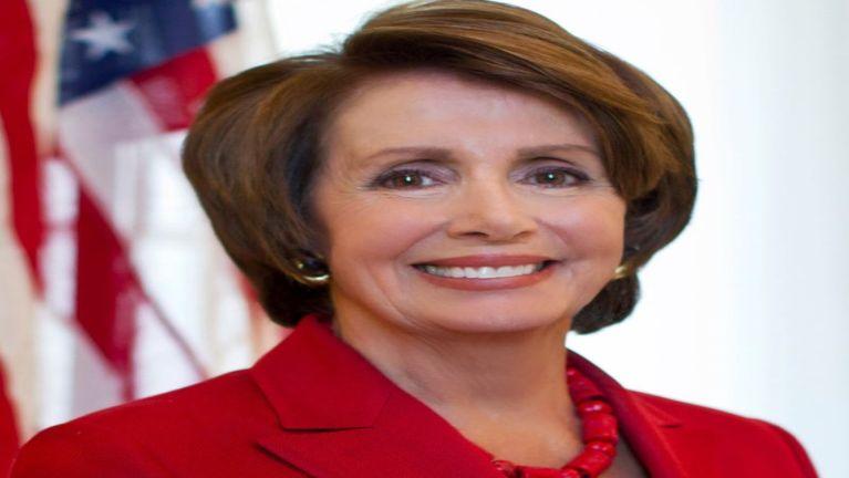 US House Minority Leader dingin Nancy Pelosi kiteelcing kik ~ TK Lian