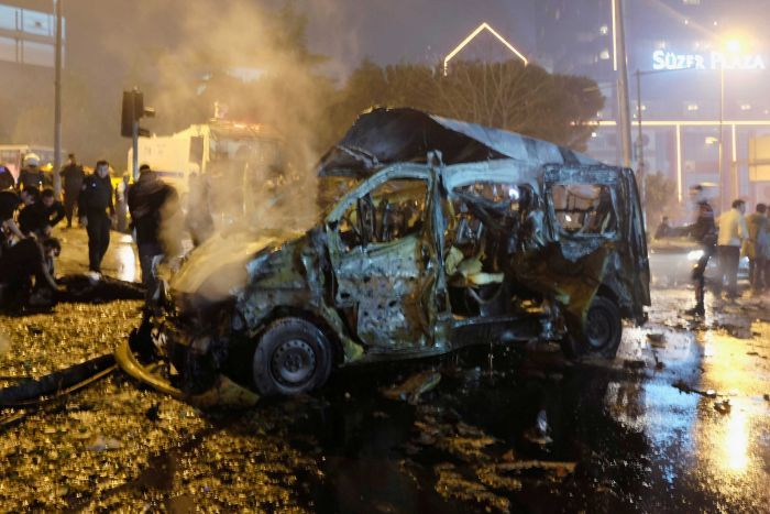 Turkey, Istanbul ah Bomb nihvei puakkham, mi 29 sikhin, 166 liam ~ ZD
