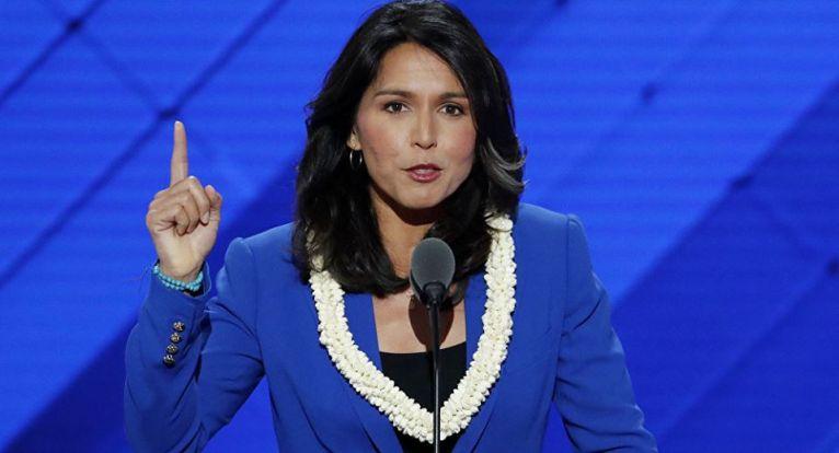 US Congresswomen in US in Syrian Rebels te galvan tawh huhmah hi ci ~ TK Lian
