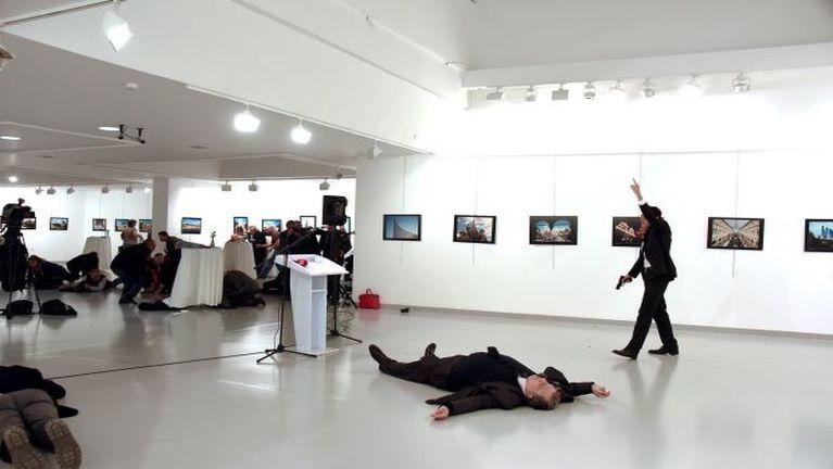 Turkey gam a Russian Ambassor kikaplum ~ TK Lian