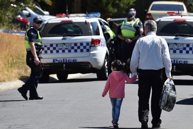 Australia, Melbourne ah Christmas ciang Bomb asukkhapsawm mi 7 kiman ~ ZD