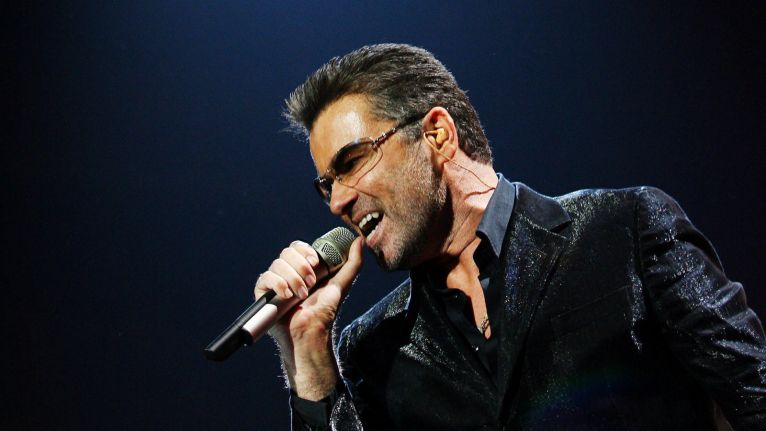 British Pop Superstar George Michael si ~ TK Lian