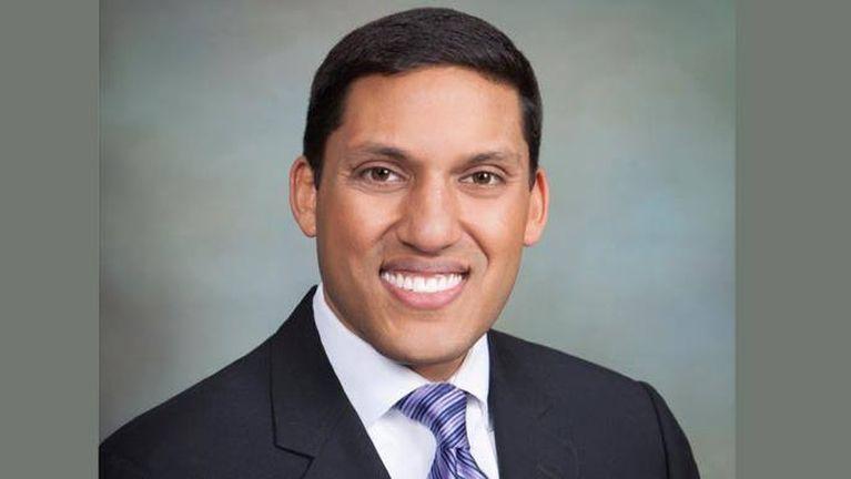 "Indian American Rajiv Shah ""Rockefeller Foundation President"" thakding in kiskeh ~ TK Lian"