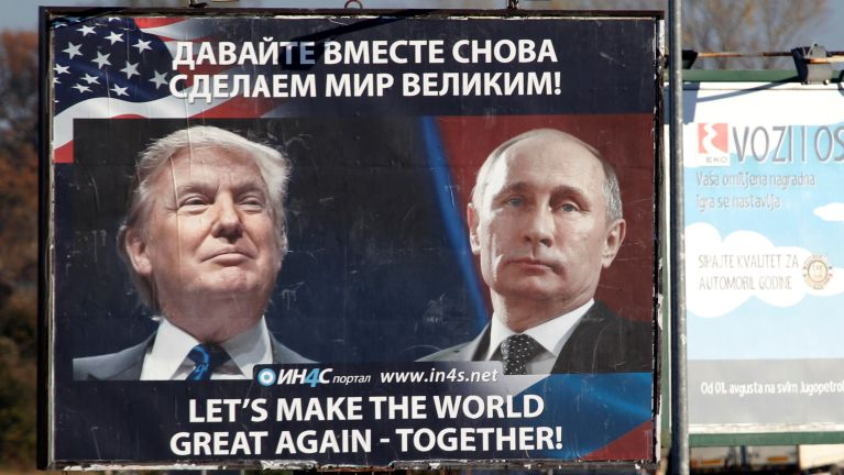Trump in US President kiteelna ah Russia in DNC te Computer suamsak mahhi cih thukimta ~ TK Lian