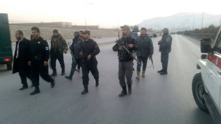 Afghanistan gamsung aom Kandahar ah Bomb puak, UAE Diplomats 5 si ~ TK Lian