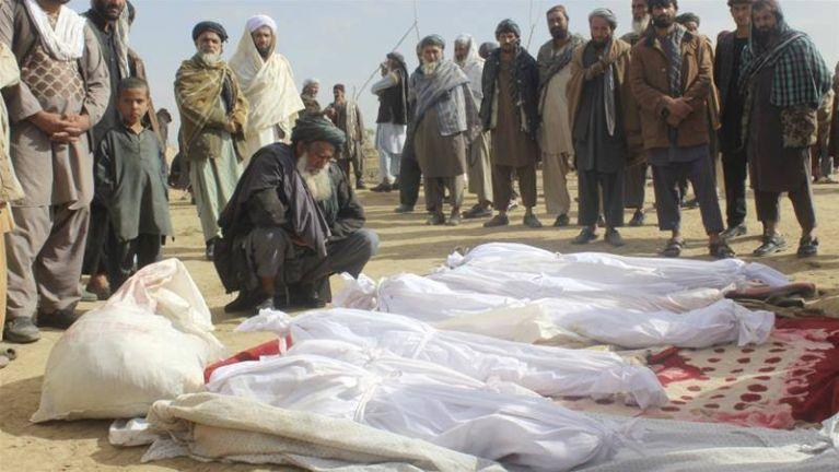 US galkap te'n Afghanistan ah nautang 33 that mahhi ung cita ~ TK Lian