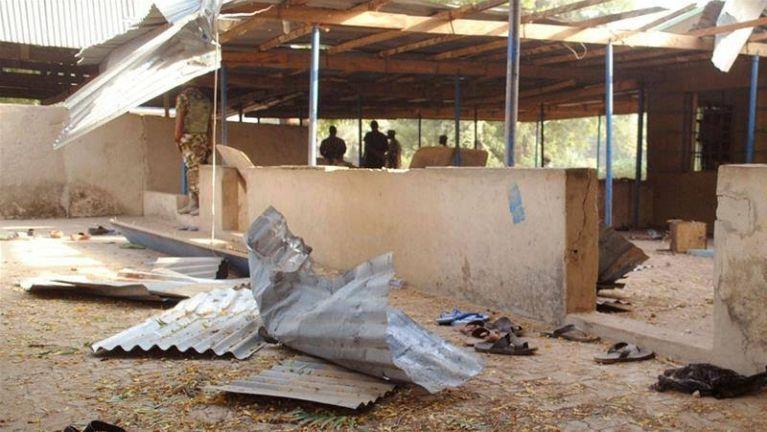 Nigeria leilu lamah Suicide Bomb puak ~ TK Lian
