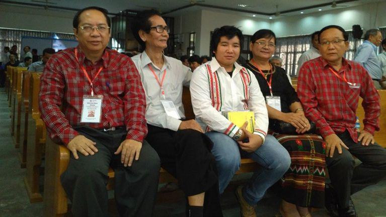 Malaysia, Singapore & Yangon Zinna Report ~ B Muan Ngaihte